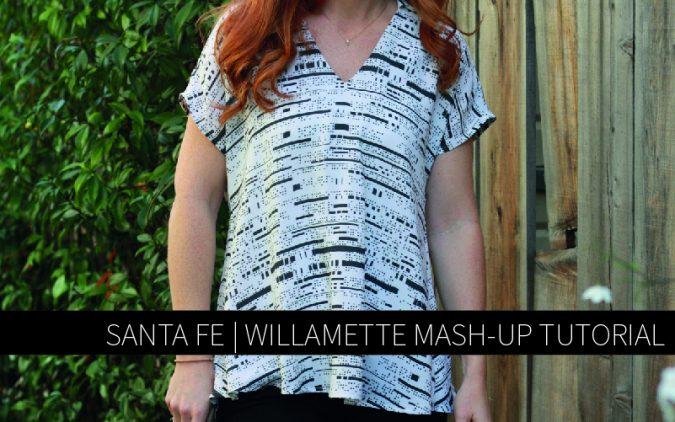 Santa Fe | Willamette Mash-up Tutorial