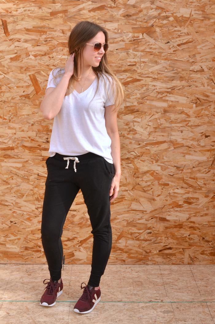 Black Hudson Pants