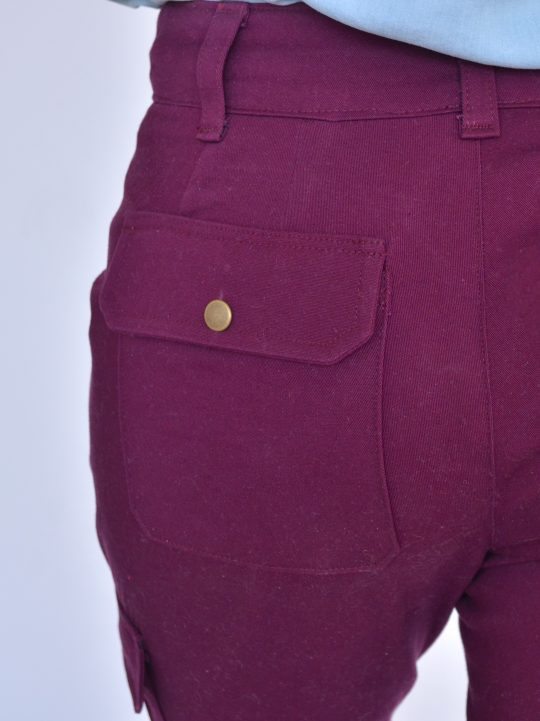Bryce Cargo Pants by Hey June Handmade