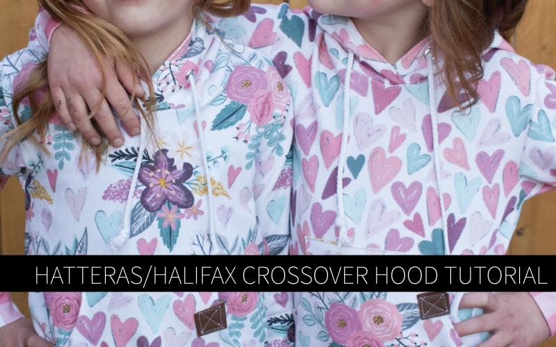 Hatteras/Halifax Crossover Hood Tutorial