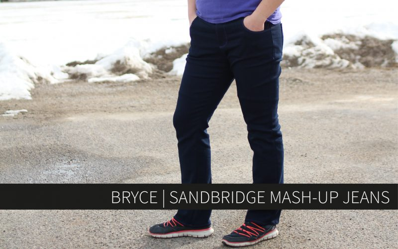 Bryce | Sandbridge Mash-up Jeans