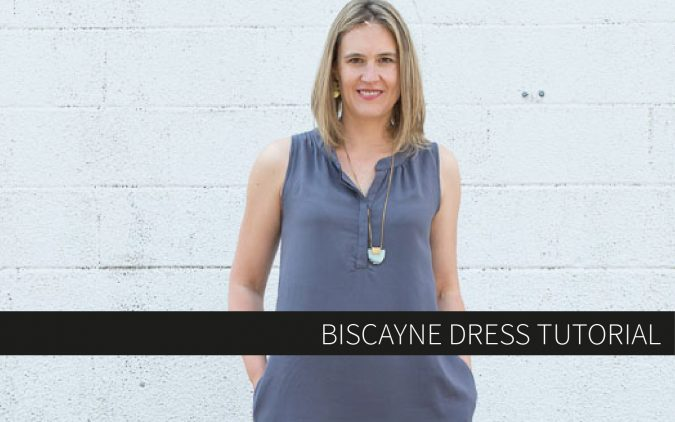 Biscayne Dress Tutorial
