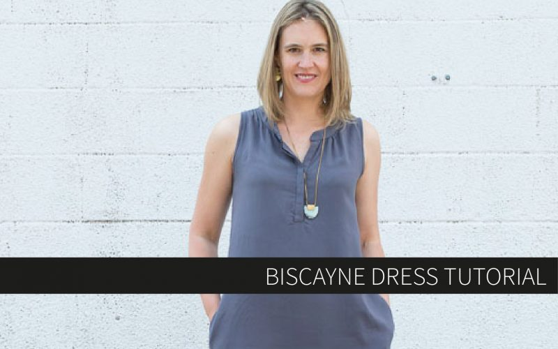 Biscayne Dress Tutorial