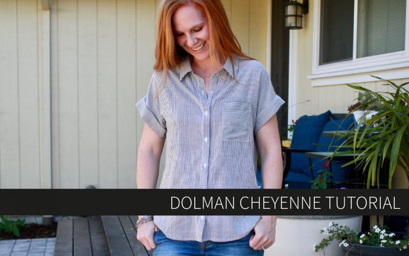 Dolman Cheyenne Tutorial