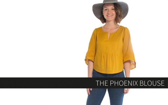 The Phoenix Blouse