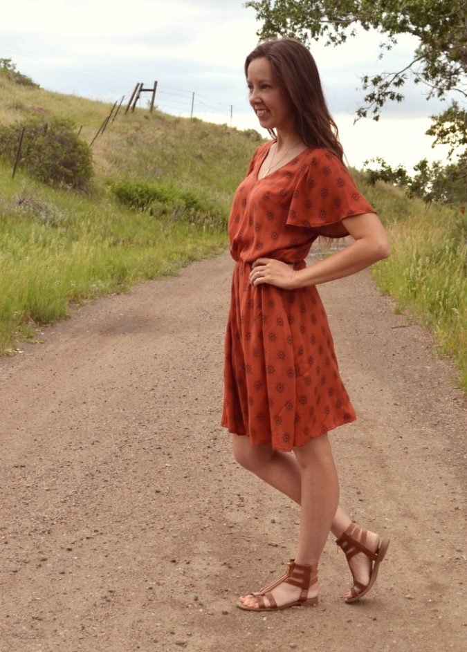 Amalfi Dress by Hey June Handmade