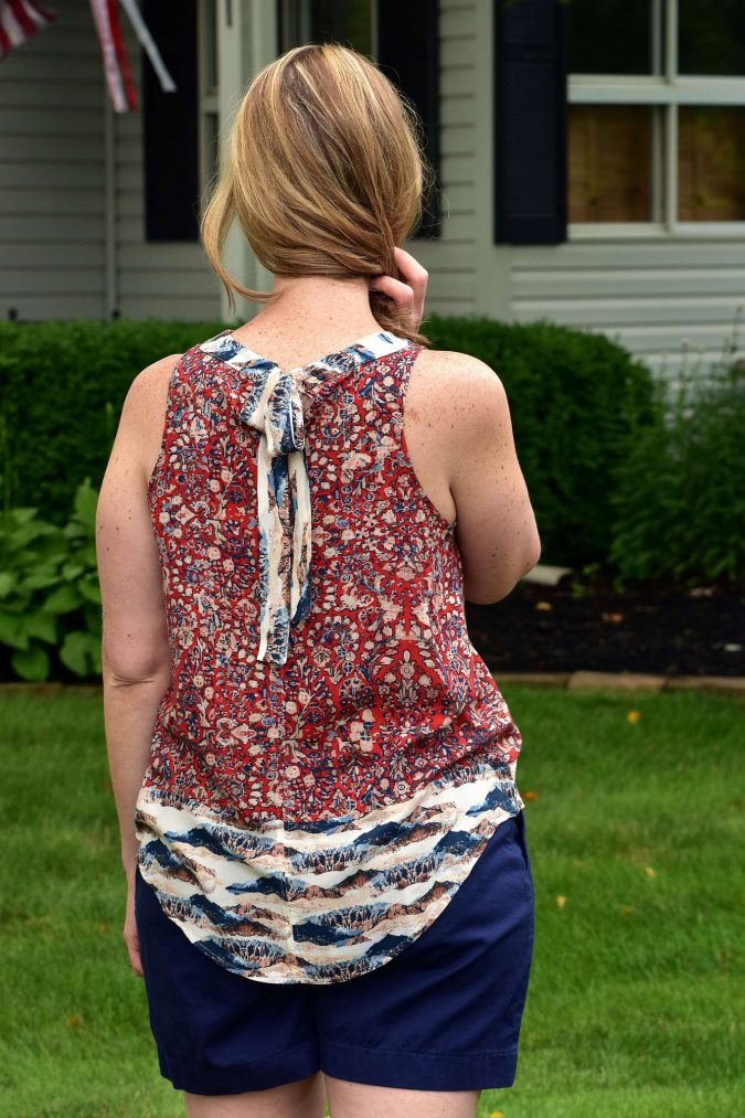 Tie-Back Trevi Tutorial from Hey June Handmade