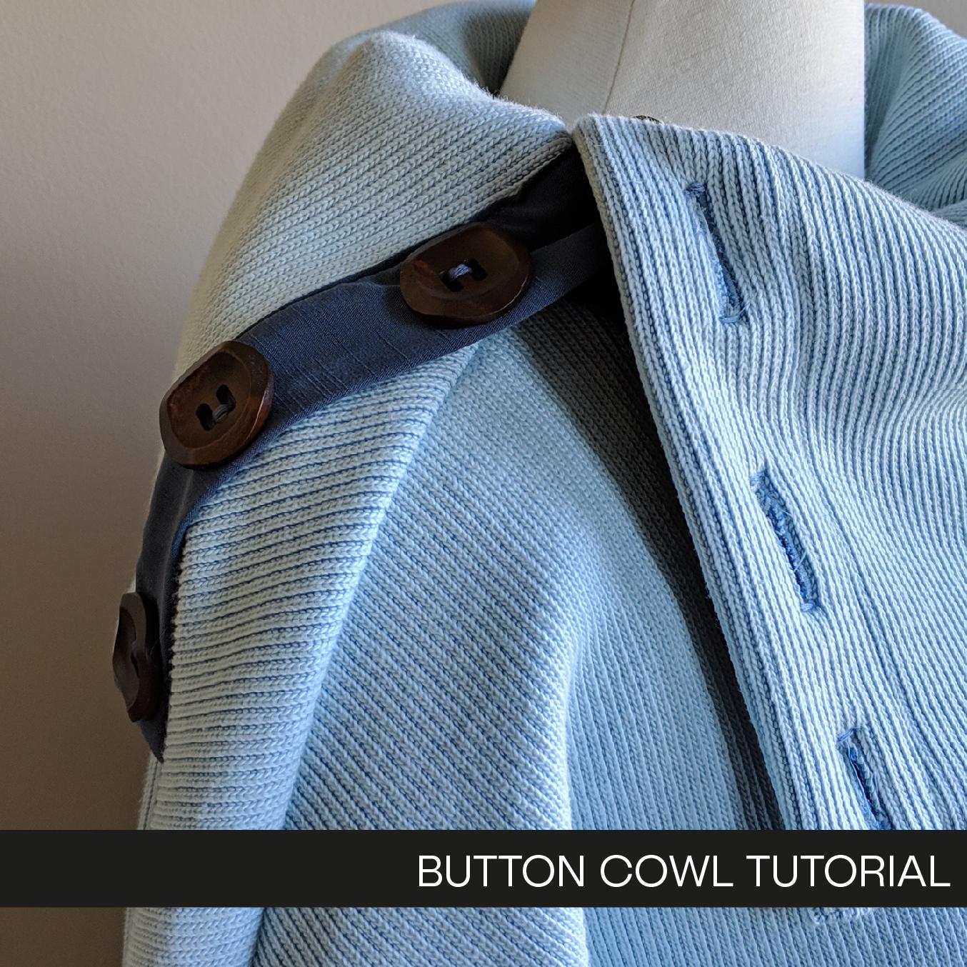 Button Cowl Tutorial