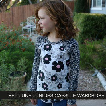 Hey June Juniors Capsule Wardrobe
