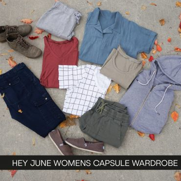 Hey June Womens Capsule Wardrobe