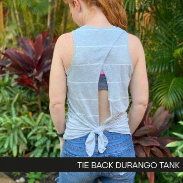 Tie Back Durango Tank