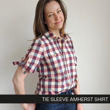 Tie Sleeve Amherst Shirt
