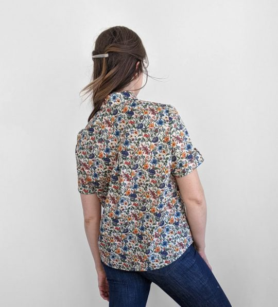 The Amherst Shirt by Hey June Handmade